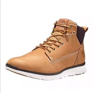 Timberland Mens A191I Killington Chukka Wheat Boot